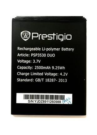 Аккумулятор Батарея АКБ Prestigio PSP 3530 DUO MUZE D3 muze e3...