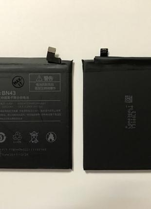 Аккумулятор Батарея АКБ Xiaomi Redmi Note 4x BN43 4100mAh ОРИГ...