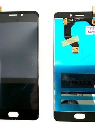Екран Тачскрин Сенсор Дисплей модуль Meizu M6 Note + Touchscreen