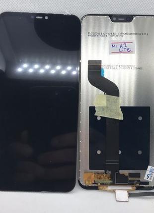 Екран Дисплей Модуль Тачскрин Xiaomi Mi A2 Lite Redmi 6 Pro