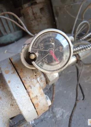 Регуляторы температуры и давление