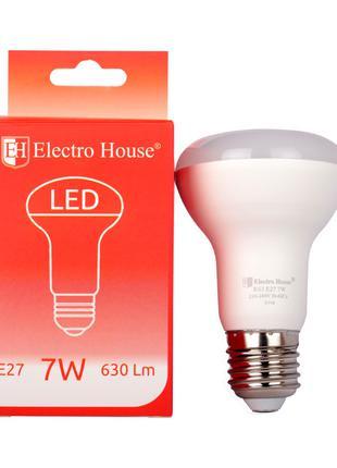 LED лампа Гриб R63 E27 7 Вт