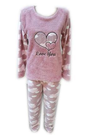Женские пижамы,софт,микрофибра.производство турция ak sahin
