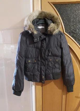 Куртка женская НОВАЯ пуховик женский