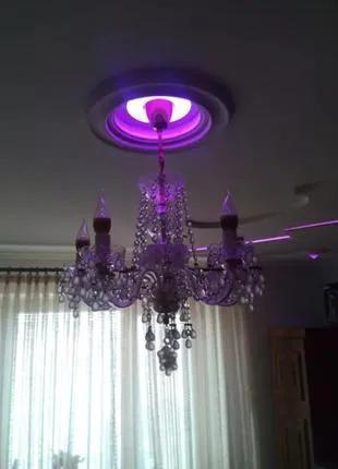 Светодиодное освещение, подсветки, контроллеры, монтаж