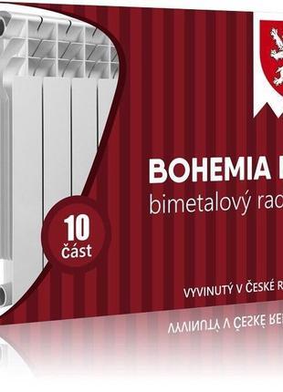 Биметаллические радиаторы BOHEMIA B96 500/96