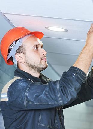 Электромонтажник ОПС ППС охранно пожарных систем електромонтажник