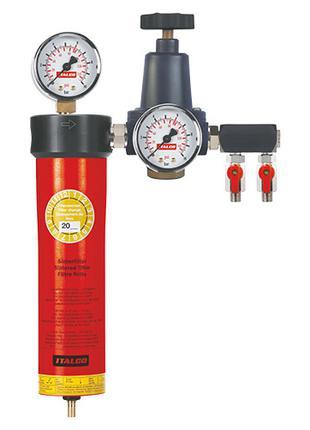 Блок подготовки воздуха профессиональный (1 ступень) ITALCO AC...