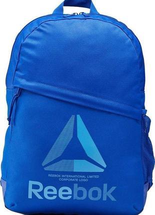 Рюкзаки reebok training essentials backpack артикул ec5574