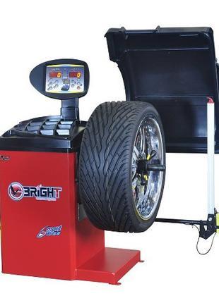 Балансировочный стенд автомат BRIGHT CB68 220V