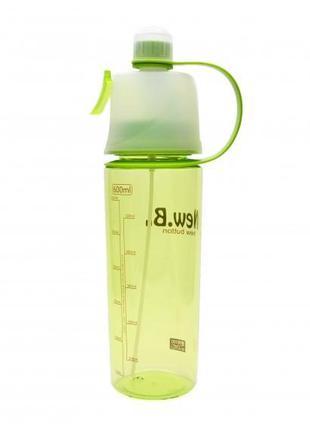 Спортивная бутылка для воды с распылителем New Good Idea.B 600...