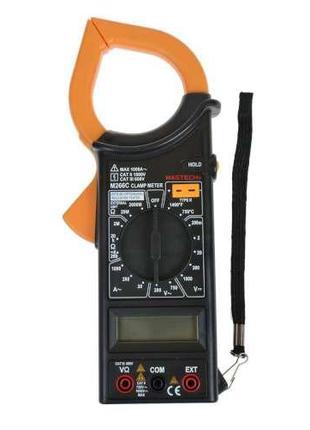 Токоизмерительные клещи с термопарой PROTESTER M266C