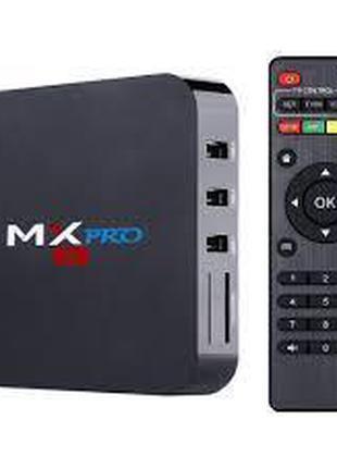 Телевизионная приставка Trends TV-BOX MX PRO-4k (MD12625)