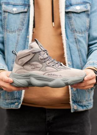 Кроссовки  adidas yeezy boost 500(зима)