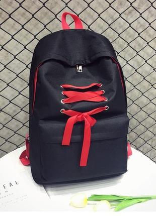 3-82 молодіжний рюкзак стильний місткий