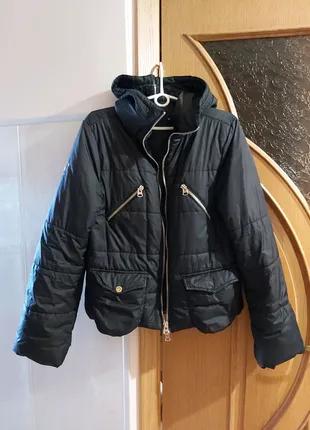 Куртка женская пуховик Cavalli