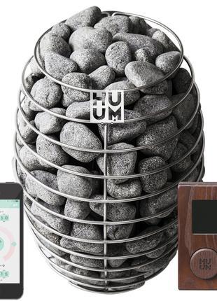 Пульт управления печами для бани и сауны UKU+APP 12 kW (Huum)