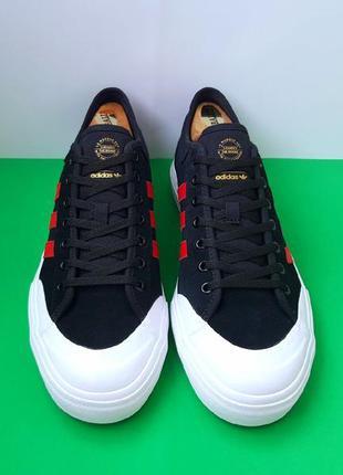 Кеди-кросівки adidas matchcourt core - zapatillas замша