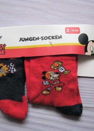 Комплект из двух пар носков размер 31-34