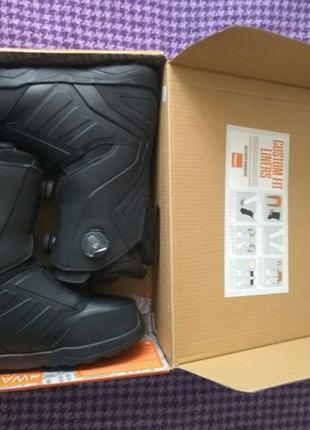 Ботинки для сноуборда с Double BOA THIRTYTWO 14