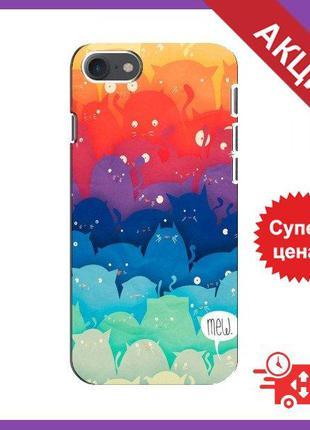 Чехлы с принтом на iPhone 8 / Чехлы с картинкой для Айфон 8 / ...