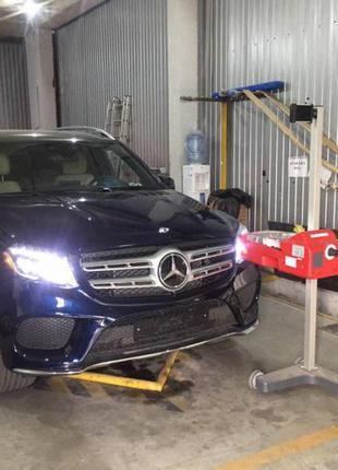 Сертифікація авто з США та Європи, ГБО, ОТК