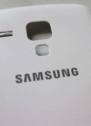 Крышка (задняя) телефона Samsung Galaxy 7562