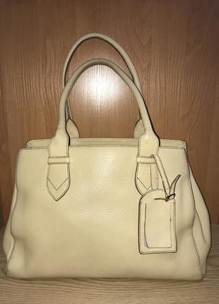 Кожаная сумка cole haan