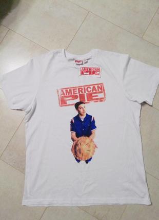 Мужская футболка для поклонником американского пирога