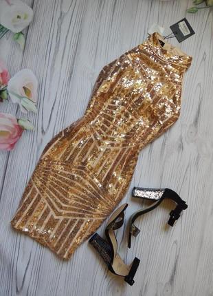 🌿нарядное , сногшибательное платье с блестками cecilia от pari...