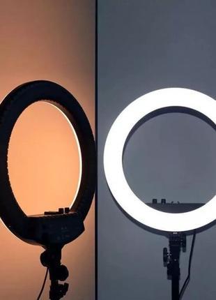"""Кольцевая LED лампа SMN-12"""" (30см)"""