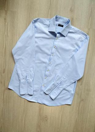 Очень красивая рубашка balmain под запонки