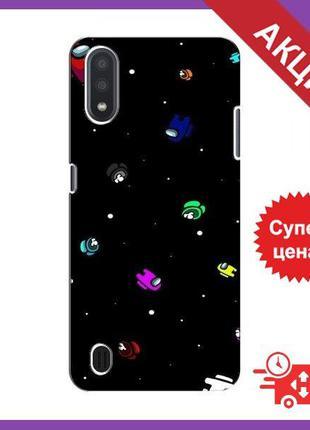 Чехол для Samsung Galaxy A01 Core / Бампер на Samsung Galaxy A...