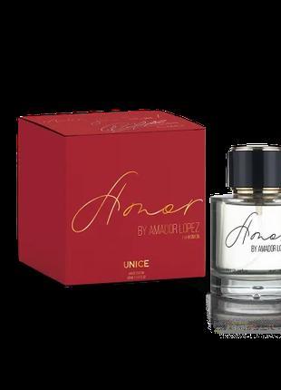 Парфумована вода для жінок Amor by Amador Lopez, 100 мл