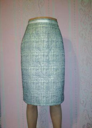 Шикарная юбка Boden M ка