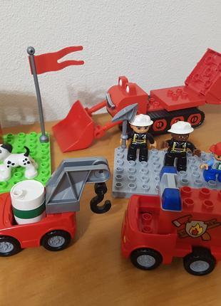LEGO duplo - 3 в подарок