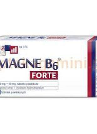 Вітаміни магне б6 польща