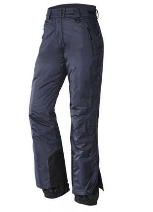 Зимние женские лыжные термо брюки на тинсулейте штаны crivit t...