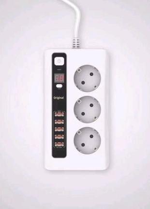 Сетевой фильтр Remax Power bkl-04