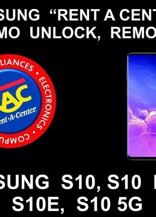 Разблокировка/разлочка/unlock Samsung Samsung S10, S10 Plus, S10E