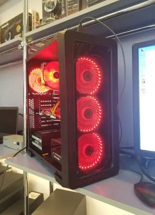 Игровой системник core i7,16Gb,GTX 1070 8Gb,SSD...