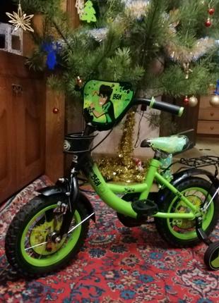 """Велосипед детский """"Ben 10"""""""