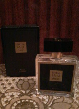 Парфюмерная вода для женщин Avon Little Black Dress, 50 мл.