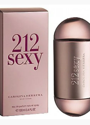 Carolina Herrera 212 Sexy EDP 60 ml