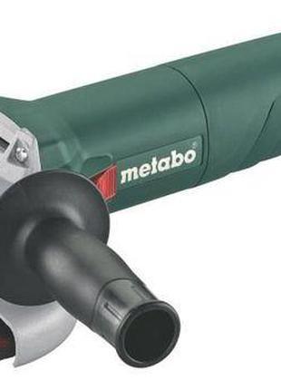 Шлифмашина угловая Metabo W 850-125