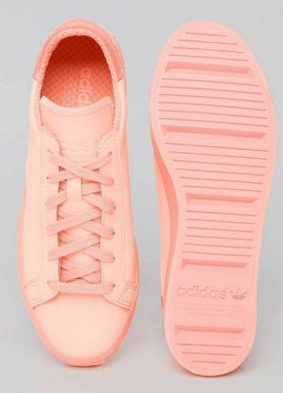 Светоотражающие кеды (кроссовки) adidas originals court vantage