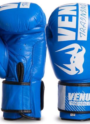 Перчатки боксерские Venum training camp