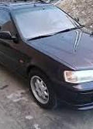 На передние Дефлекторы окон, ветровики \ Honda Civic 5d 1995-2...