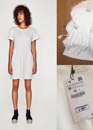 Котонове плаття футболка