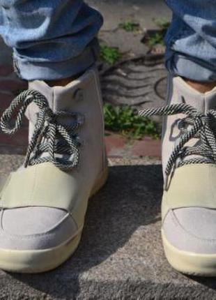 Кроссовки ( под adidas yeezy boost 750)